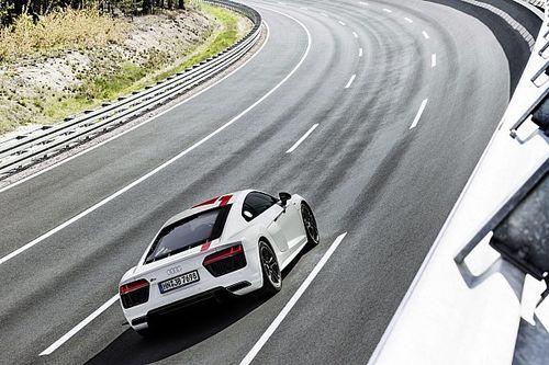 Audi presenteert R8 V10 RWS mét achterwielaandrijving