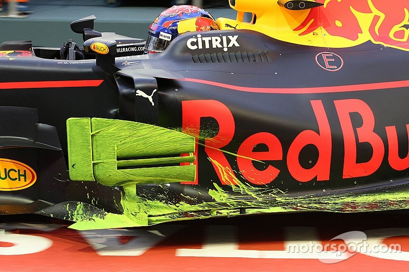 F1-Technik: Updates, die Red Bull zum Singapur-Favorit machen