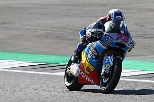 Moto2 Verslag vrije training Derde training Britse GP: Marquez blijft de lakens uitdelen