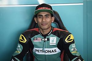 MotoGP Breaking news Syahrin replaced in Moto2 as Tech 3 MotoGP move looms