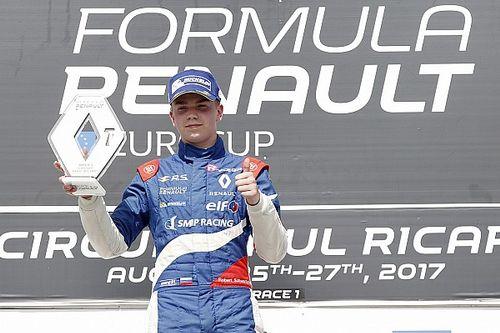 Il pilota della FDA Shwartzman correrà in F3 con il team Prema dal 2018