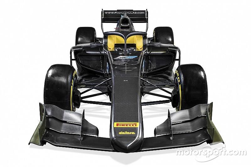 Fotogallery: la nuova monoposto di Formula 2 per il 2018