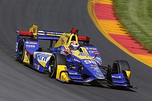 IndyCar Qualifyingbericht Watkins Glen: 1. IndyCar-Pole für Alexander Rossi