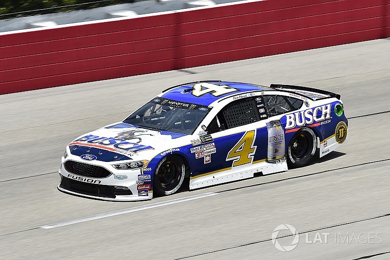 NASCAR in Darlington: Harvick am Retro-Wochenende auf Pole-Position