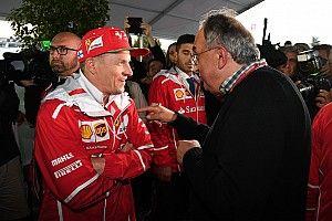 C'était un 19 décembre : l'avertissement de Ferrari à Räikkönen