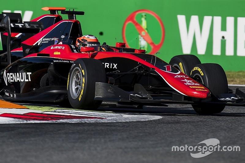 Aitken wants cancelled Monza GP3 race rescheduled