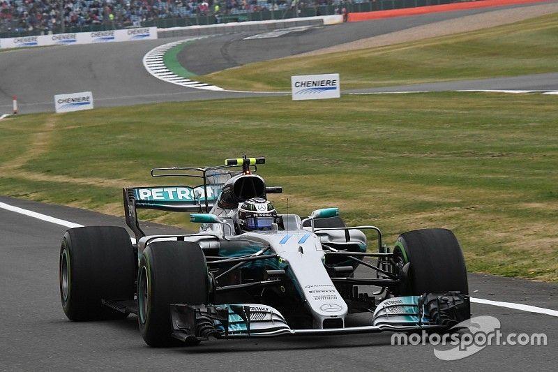 بوتاس لن يخاطر كثيراً خلال انطلاقة سباق جائزة بريطانيا الكبرى