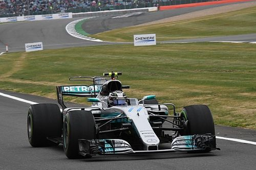 Bottas won't risk as much at British GP start