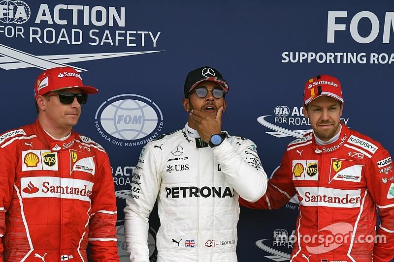 Hamilton 67. rajtelsősége egy kivételezés eredménye az FIA részéről?