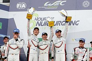 WEC 2017: Warum Porsche am Nürburgring eine Stallregie ausgab