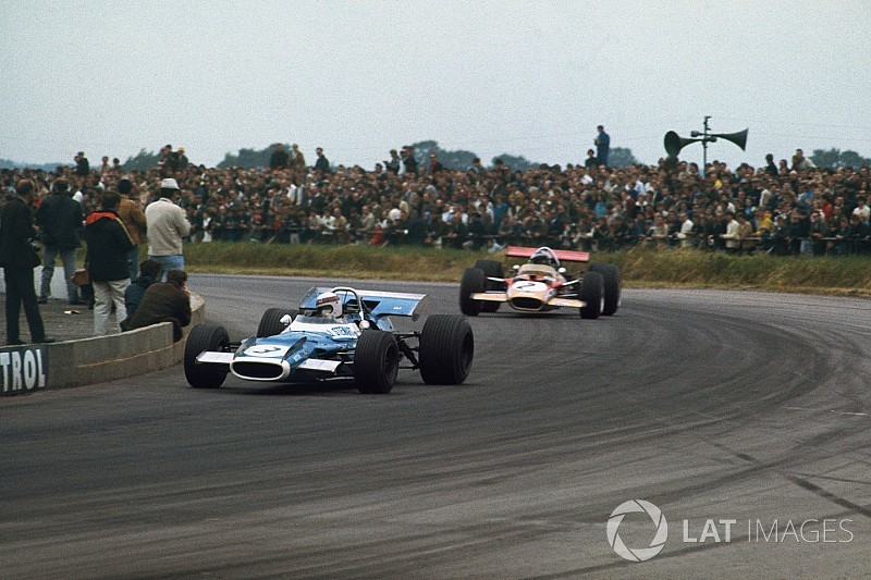 Stewart to drive title-winning F1 car at British GP