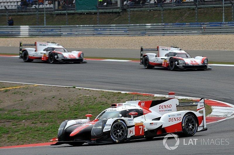 В Toyota загрустили из-за ухода Porsche из LMP1