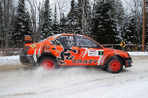 """Crazy Leo"" Urlichich to contest 2017 Rallye Perce-Neige"