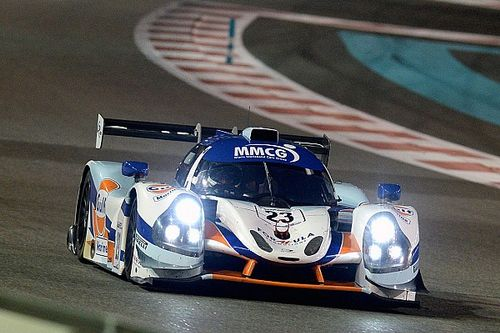 Double podium for United Autosports in Abu Dhabi