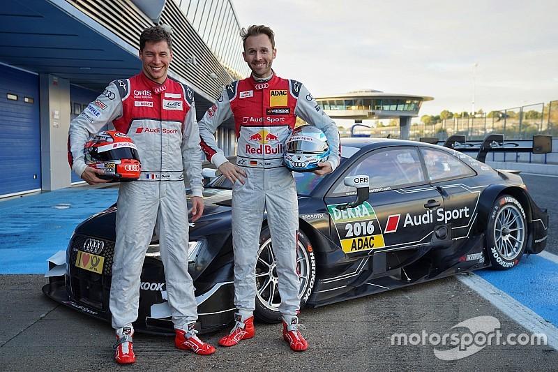 Duval, Rast join Audi DTM squad for 2017 season