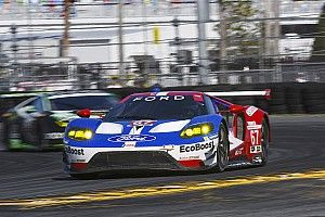 Rebellion stays top, Dixon sends Ford to P1 in GTLM