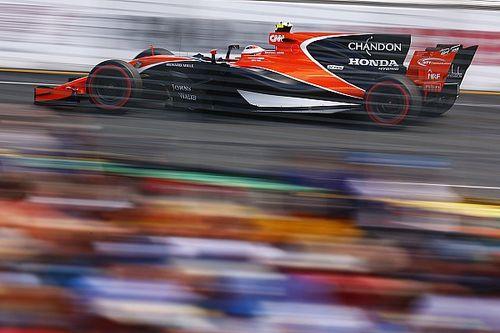 Vandoorne trahi par la mécanique McLaren-Honda dès la Q1