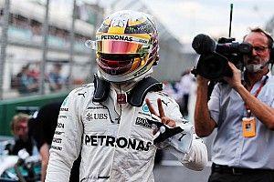 Hamilton verslaat Vettel en Bottas in spannende kwalificatie, Verstappen vijfde