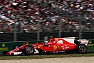 Formula 1 Raikkonen not downbeat despite missing out on podium