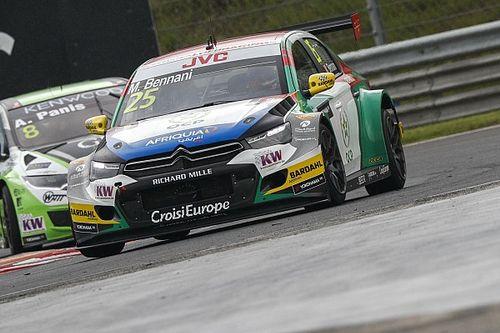 Mehdi Benani se lleva la carrera principal del WTCC de Hungría