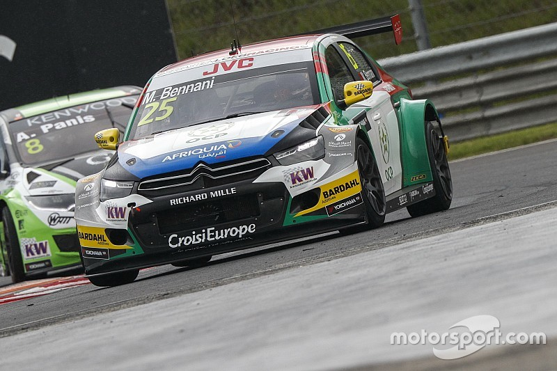 Hungary WTCC: Bennani wins after Huff is penalised