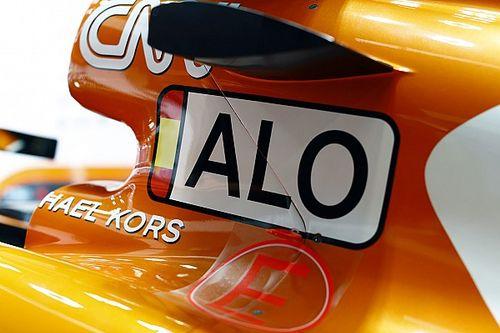 Fotostrecke: So haben die F1-Teams die größeren Startnummern umgesetzt