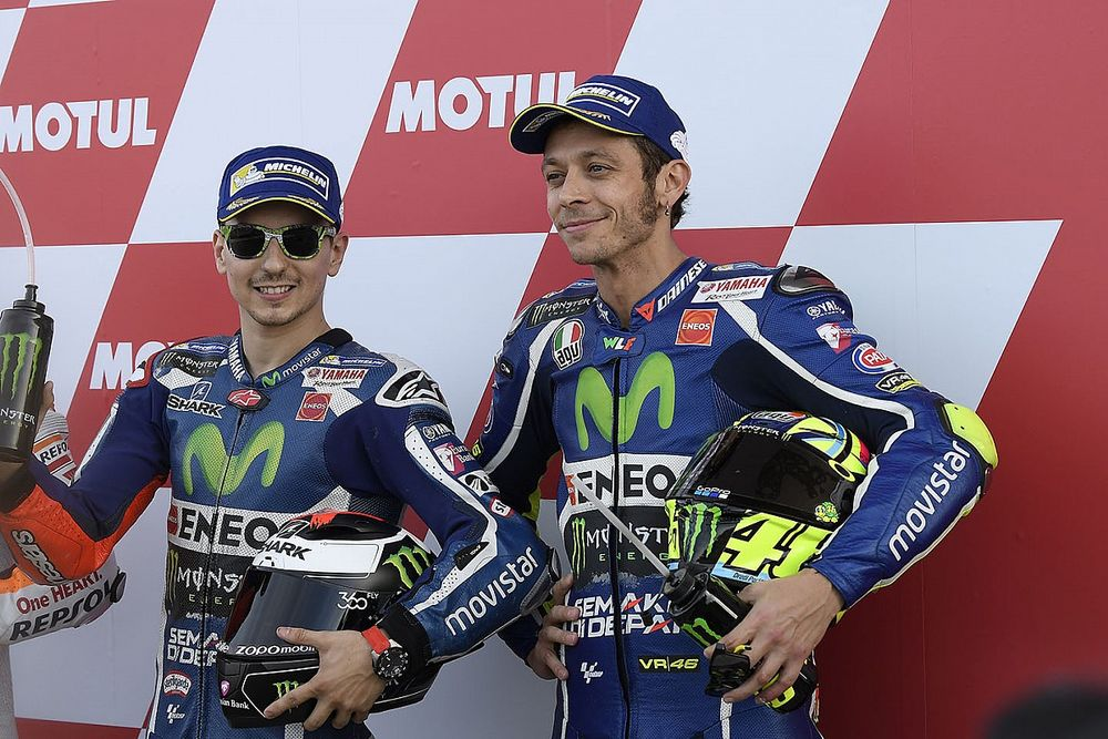 """Lorenzo: """"Apostaría a que es la última temporada de Rossi"""""""