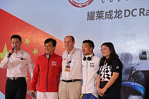 WEC 采访 程飞:成龙大哥的支持让我的赛车目标更高