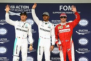GP Brasil: Jaga momentum, Hamilton kembali raih pole