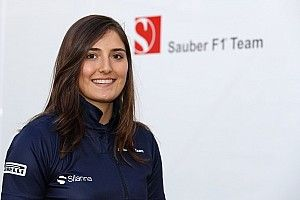 Sauber signs Calderon as development driver
