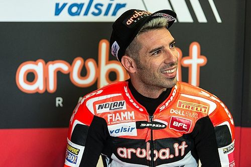 "Bayliss : ""Melandri va créer la surprise"""