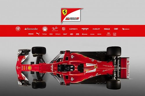 Ferrari SF70H: il rosso cambia tonalità e torna predominante
