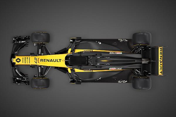 Formel 1 News Renault will in der F1 2017 0,7 Sekunden schneller sein als 2016
