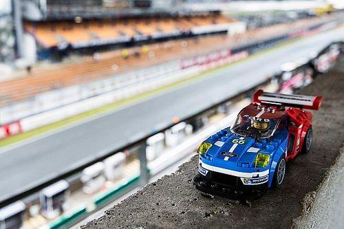 La Ford GT aura son kit Lego!