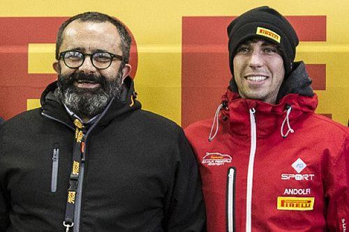 """Andolfi: """"Nel 2017 l'obiettivo è correre nel Mondiale WRC2!"""""""