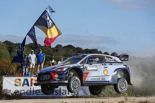 WRC Italië: Neuville trapt af als snelste