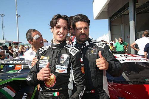 Super GT3 - GT3: Zampieri e Agostini si impongono in Gara 1 a Misano