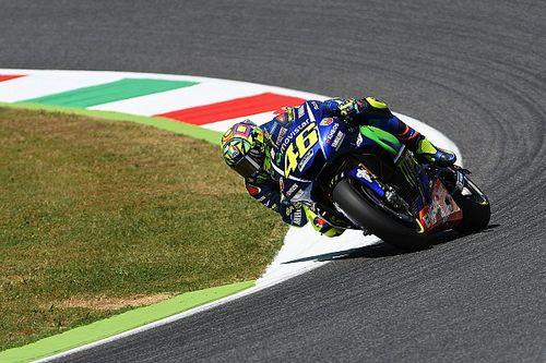 Rossi twijfelt over vorm Yamaha in Mugello, Viñales gaat voor de winst