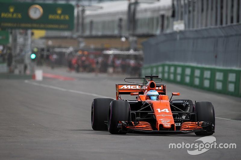 """Alonso : """"Une excellente performance, vu le déficit de puissance"""""""