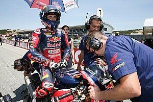 Deux courses et deux premiers points pour Gagne en Superbike !