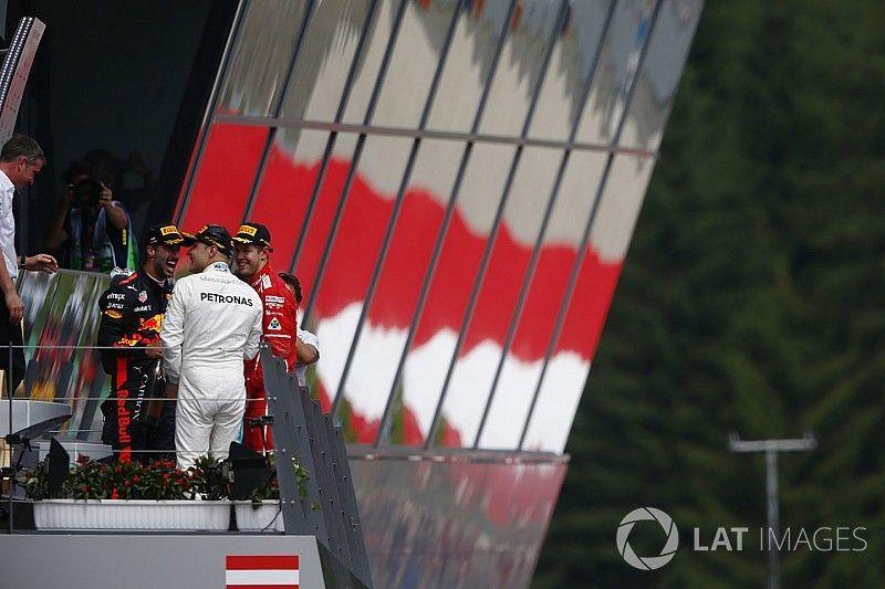 Прямая речь: Гран При Австрии словами гонщиков