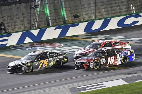 NASCAR's satellite teams are overtaking their partners in 2017