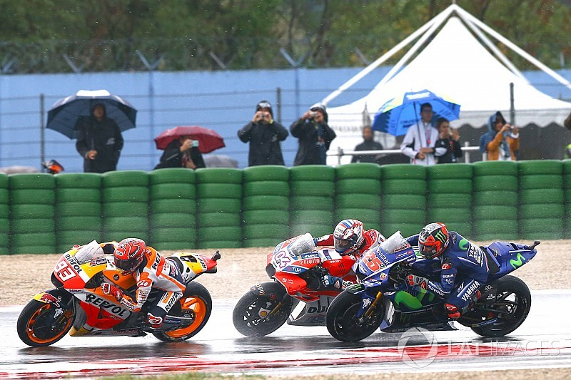 Mondiale MotoGP 2017: Marquez e Dovizioso in testa a pari punti