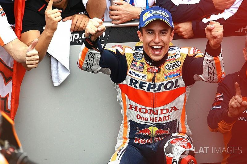 """I rivali rendono onore a Marquez: """"Marc è unico"""""""