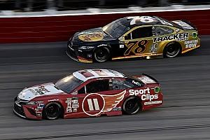 NASCAR Cup Отчет о гонке Хэмлин одержал победу в Дарлингтоне, Труэкс выиграл регулярный сезон