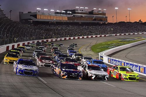 2017 Monster Energy NASCAR Cup playoff grid set