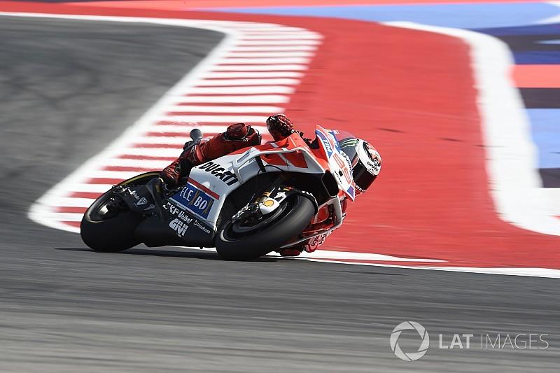 """Lorenzo: """"Rossi se habrá visto bien y habrá dicho por qué no intentarlo"""""""