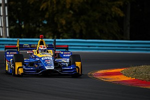 IndyCar Breaking news Andretti takes over Herta IndyCar seat in Rossi swap