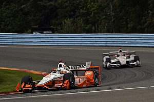 IndyCar Breaking news Newgarden rues error but stays confident