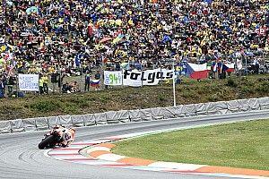 Los horarios del Gran Premio de la República Checa de MotoGP